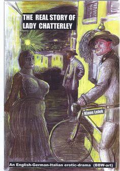 """Diese Graphic Novel erzählt die Hintergründe des Romans """"Lady Chatterley"""" von D.H. Lawrence. Inspiriert wurde der Autor durch die Affäre seiner Frau Frieda von Richthofen mit einem Italienischen Offizier in Spotorno (bei Genua)"""