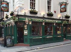 Coach and Horses, London