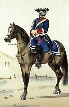 Carabineros Reales - Project Seven Years War