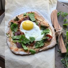 Pizza for breakfast? Try this!