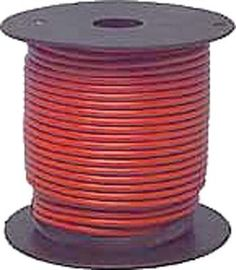 WIRE RED 16GA 100' SPOOL by Best Turf WestNL. $44.00. 16 gauge bulk primary wire. 100' spool. Red.
