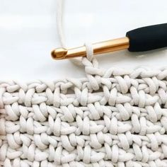 Sewing equipment are designed to make your sewing endeavors easier, not tougher. Easy Crochet Blanket, Knit Or Crochet, Scarf Crochet, Knitted Headband, Crochet Gifts, Knitting Stitches, Knitting Patterns, Crochet Patterns, Nyc Instagram
