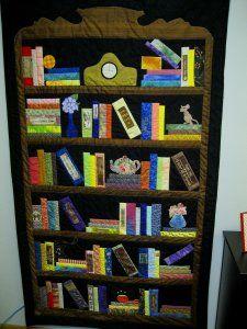 Space-saving Bookcase
