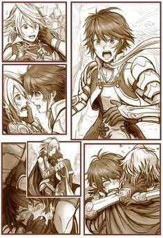 Fire Emblem: If/Fates - Hinoka and Kamui