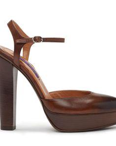 4192199c3e2b Calfskin Telma Sandal - Ralph Lauren Boots - RalphLauren.com Ralph Lauren  Boots