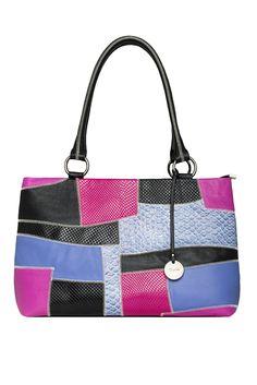 #Bag #Cartera #RenzoCosta #Cuero #Leather RC1543 ESCOSES NEGRO / 0163