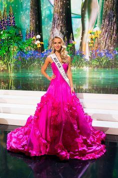 Olivia Jordan - Miss USA 2015 From Tulsa, Oklahoma. She will represent her country at 2015 Miss Universe Pageant- Beautiful Inside And Out, Most Beautiful Women, Stefania Fernandez, Miss California Usa, Olivia Jordan, Miss Independent, Tulsa Oklahoma, Miss Usa, Pink Gowns
