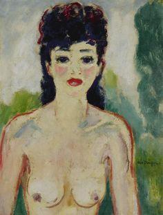 Artworks of Kees van Dongen (Dutch, 1877 - 1968)