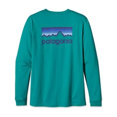 It may be mens but long sleeve tees are the best.  Patagonia Men's Long-Sleeved Line Logo Organic Cotton T-Shirt | Teal Green