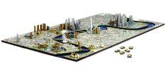 1200ピース ジグソーパズル 4D CITY SCAPE TIME PUZZLE ロンドン