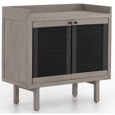Available online only. Ships directly from the manufacturer. Whether you put it indoors or out, the Alma Outdoor Small Cabinet will fit your storage needs. Living Room Storage, Bedroom Storage, Modern Outdoor Furniture, Contemporary Furniture, Drawer Design, Small Cabinet, Outdoor Tables, High Fashion Home, Cat Furniture