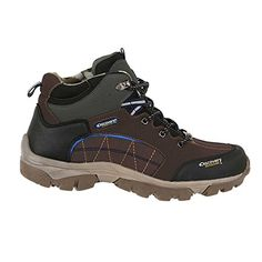 Rocky Mens 5 Venator Waterproof Outdoor Boots Brown Leather Nylon 13 M * Click image to review more details. I'm an affiliateof amazon, so and so  .