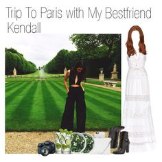 """""""Trip To Paris with My Bestfriend Kendall"""" by katarina-stilinski ❤ liked on Polyvore featuring Roberto Cavalli, Yves Saint Laurent, Casetify, Eos, Topshop, ASOS and Jennifer Zeuner"""