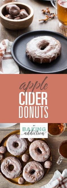 apple cider donuts are loaded with delicious fall flavors they re perfect for breakfast