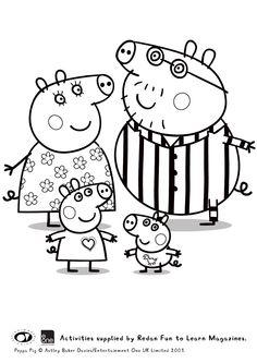 Disegno Peppa Pig Da Colorare.27 Best Peppa Pig Disegni Da Colorare Images Peppa Pig
