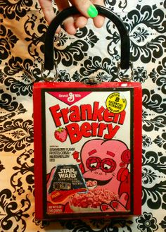 Frankenberry Cigar Box Purse by Secretia Noxious
