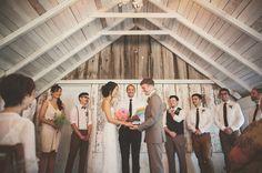 Playful Country Island Wedding: Kate + Aaron | Green Wedding Shoes Wedding Blog | Wedding Trends for Stylish + Creative Brides