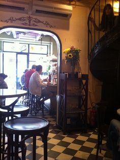 Bar El Born. If visiting the greatest city of all, visit this cosy café! Great people, great atmosphere. Very local.