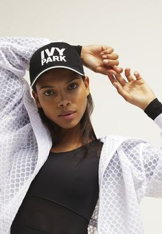 Ivy Park Cap - black for £15.00 (01/05/16) with free delivery at Zalando
