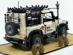 WRC Landrover   by bigcrown85