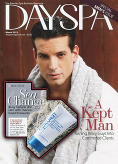 Dayspa March 2013 | Must Have | Sea Change | Epicuren® Green Tea & Ginger Sea Enzyme Mask | page 44