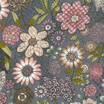 Alexander Henry Haunted House A Ghastlie Garden Smoke [AH-7982-A] - $10.95 : Pink Chalk Fabrics is your online source for modern quilting cottons and sewing patterns., Cloth, Pattern + Tool for Modern Sewists