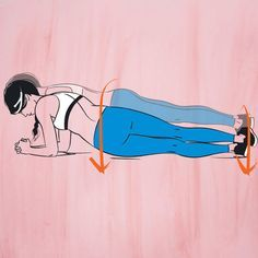 Abdominal exercises: 5 exercises for a flat stomach and a narrow waist - Fitness - Pilates Fitness Workouts, Abs Workout Routines, Fun Workouts, At Home Workouts, Lifting Workouts, Men's Fitness, Muscle Fitness, Gain Muscle, Muscle Men