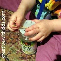 great toddler activity!