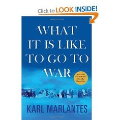 What it's like to go to war - honest recount of going to war and then, more interestingly, coming back