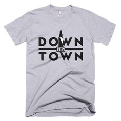Downtown Mi Barrio Shirt