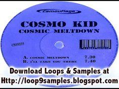 Cosmo Kid - Cosmic Meltdown (Camouflage Classic) (Bonzai Records)