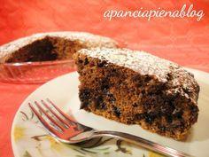 Torta morbida al cioccolato e ricotta (ricetta tradizionale e bimby)