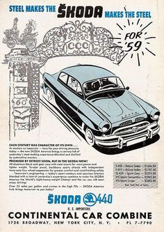These 29 Car Ads From 60 Years Ago Are Undeniably Cool Vintage Advertisements, Vintage Ads, Vintage Logos, Used Car Lots, Poster Ads, Car Advertising, Old Signs, Vintage Travel Posters, Concept Cars