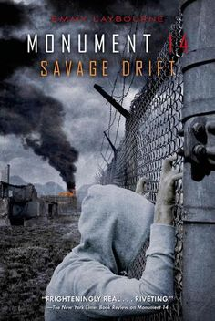 Ladda Ner och Läs På Nätet Monument Savage Drift Gratis Bok PDF/ePub - Emmy Laybourne, It's over. Dean, Alex, and the other survivors of the Monument 14 have escaped the disaster zone and made it to the. Ya Books, I Love Books, Great Books, Books To Read, Book Review Blogs, Thing 1, Books For Teens, Teen Books, Fiction Books