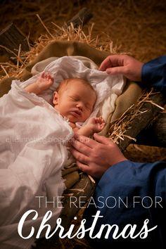 "A Savior Is Born ""For unto us a child is born, unto us a son is ..."