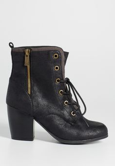 Jean Combat Heel Bootie (Black, Lace Up) Size: 10 http://www.maurices.com/p/shoes/booties/N-11900#filter/N=11900&No=30