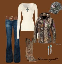 love country style and camo