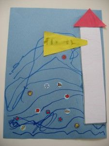 Letter of The Week Craft - a fun lighthouse craft for the little ones!