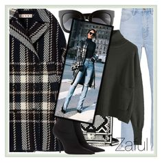 """""""I just need one good reason to stay..."""" by azra-rnr ❤ liked on Polyvore featuring M.i.h Jeans, Marni, Gucci, Prada and Balenciaga"""