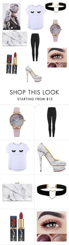 """Untitled #180"" by kristyng03 ❤ liked on Polyvore featuring Vivani, adidas Originals, Chicnova Fashion, Charlotte Olympia and Miss Selfridge"