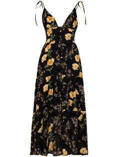 New In this week for Women 2019 - Farfetch Day Dresses, Cute Dresses, Cute Outfits, Midi Dresses, Brown Fashion, Girl Fashion, Fashion Design, Boutiques, Clothes Crafts