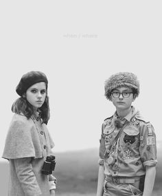 moonrise kingdom movie: True love!