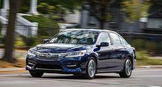 2016 Honda Accord Sedan 2.4L CVT