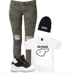 Outfit with Jordan's