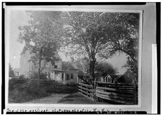 Walt Whitman Birthplace, Amityville Road (State Route 110), West Hills, Suffolk County, NY.  Historic American Buildings Survey/Historic American Engineering Record/Historic American Landscapes Survey, Library of Congress Prints and Photographs Division.