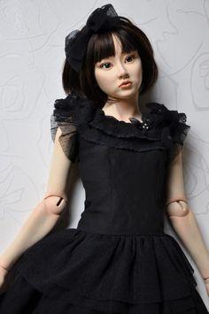 辻彩香の球体関節人形ギャラリー