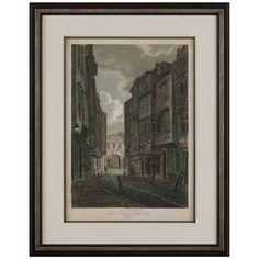 John Richard Butcher Row, London Artwork