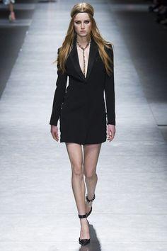 Versace, Autumn-Winter 2016-17 | GeorgiaPapadon