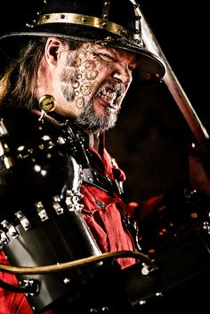Brute Force by Pete Labrozzi, via Flickr  #steampunk