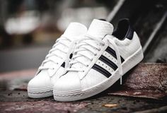 http://SneakersCartel.com The Iconic adidas Originals Superstar 80s Gets A Luxe…